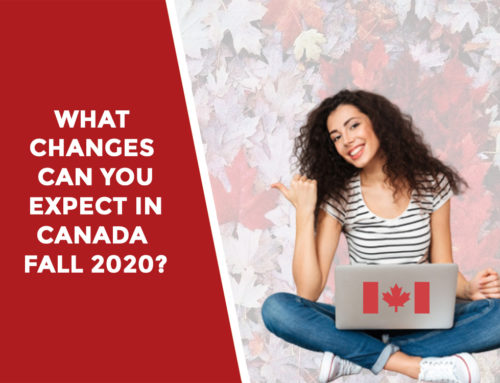 What changes can you expect in Canada Fall 2020?